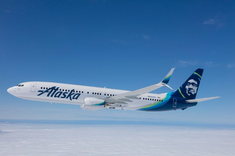 Alaska-Airlines-Aircraft